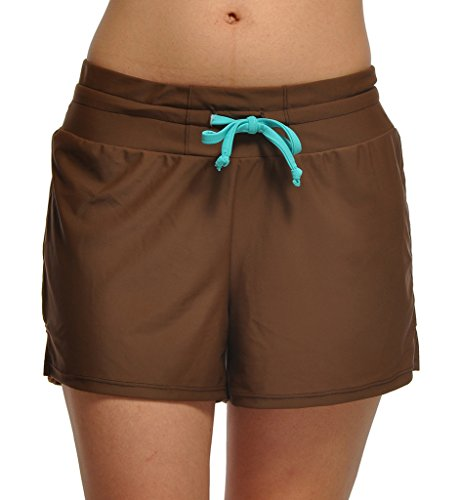 Board Shorts for Women with Pockets