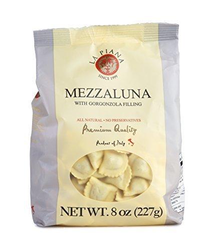 La Piana Mezzaluna with Gorgonzola Filling, Half Pound ()