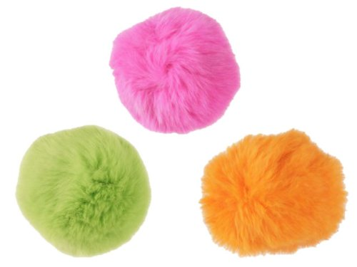 FUR Ball Brights Cat Toys – 3 Pack, My Pet Supplies
