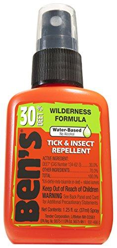 (Ben's 30 DEET Tick and Insect Repellent 1.25 oz)