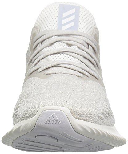 adidas Men's Alphabounce Beyond Running Shoe, Grey/White/aero Blue, 7 M US by adidas (Image #4)