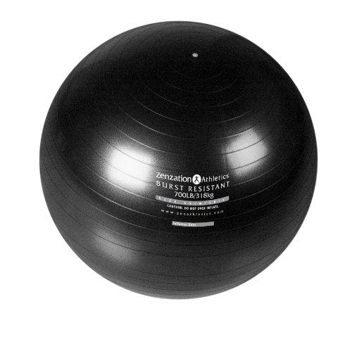 Cheap Trimax Sports Zenzation Exercise Ball, 65cm, Black