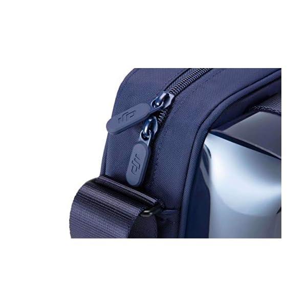 DJI Mavic Mini Bag Borsa per Trasporto Drone Mavic Mini e accessori, Comoda per Portare il tuo Mavic Mini Sempre con te, Disponibile in Tre Colori, Blu/Giallo 6 spesavip