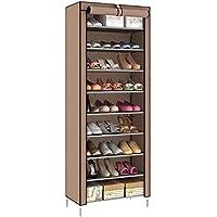 خزانة احذية بدرفه واحدة بني