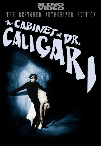 (The Cabinet of Dr. Caligari (Restored Kino Edition) (Silent))