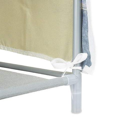 Amazon.com: Relaxdays clóset plegable con tema, tamaño: 63.4 ...