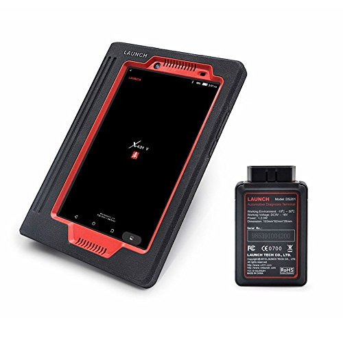 """Launch X431 V Lenovo Tablet 8.0"""" Full System Diagnostic Tool with Key Coding Function"""