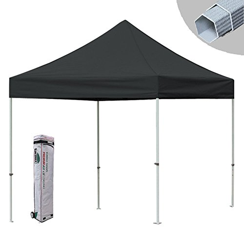 New Eurmax Pop up Canopy Commercial Outdoor Wedding Party Tent Instant Folding Gazebo W / Rolling Bag