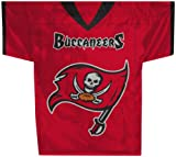 NFL Tampa Bay Buccaneers Jersey Banner (34-by-30-Inch/2-Sided)