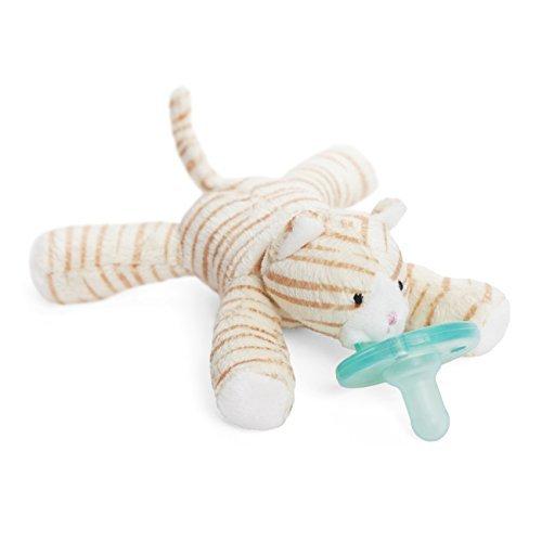 WubbaNub Tabby Kitten Pacifier