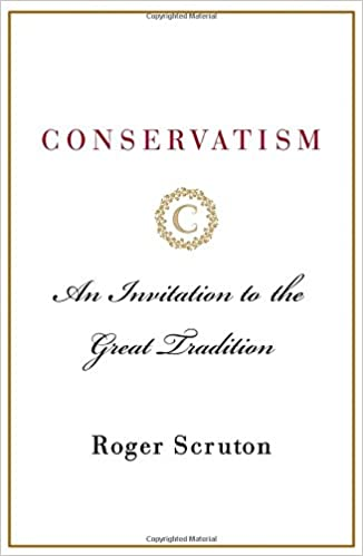 Image result for scruton conservatism