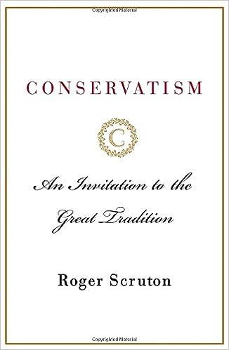 Image result for scruton conservatism