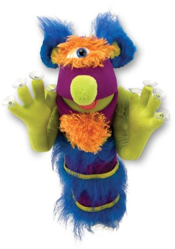 Melissa & Doug - 13897 - Marionnette et ThǸǽtre - Make Your Own Monster Puppet (Puppet Monster Your Own Make)