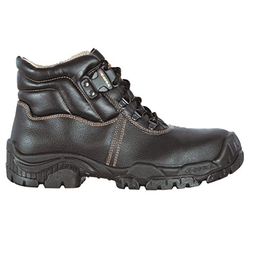 Cofra 31174 ? 00.w39 Gr. 39 S3 Src Marne Safety Shoes - Nero