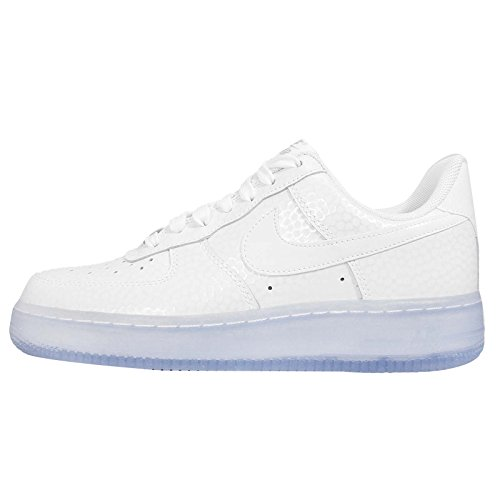 Nike Dames Luchtmacht Sneakers Wit