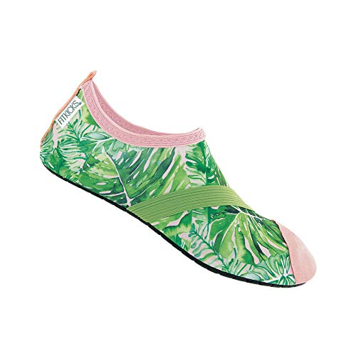 Coco Palms - FitKicks Active Footwear For Women, Special Edition, Coco Palm, Medium / 7-8