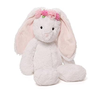 "Gund Dahlia Bunny Plush, 13"""