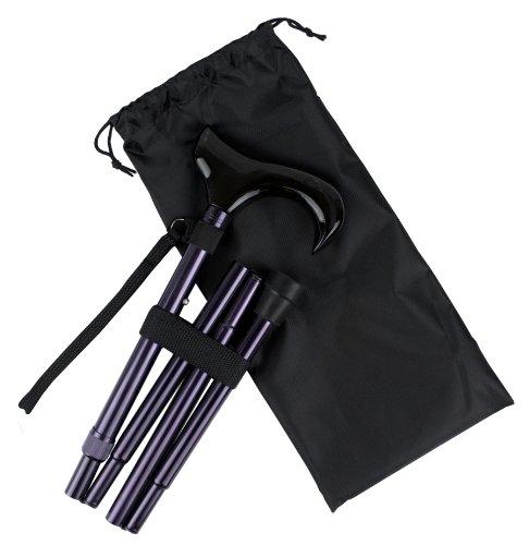 Ez2care Adjustable Folding Carrying Metallic product image