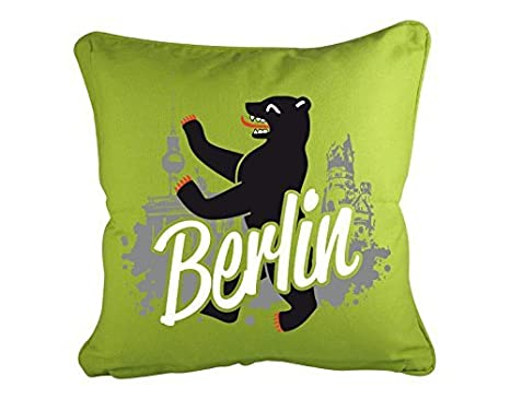 GD de Designs - Cojín decorativo (Berliner oso almohada ...