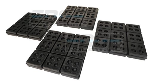 HEAVY DUTY ANTI VIBRATION ISOLATION PADS 6