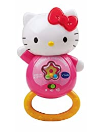 Vtech 137205 Marvellous Rattle Hello Kitty BOBEBE Online Baby Store From New York to Miami and Los Angeles