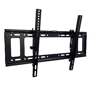 henxlco tilt tv wall mount bracket flat screen. Black Bedroom Furniture Sets. Home Design Ideas