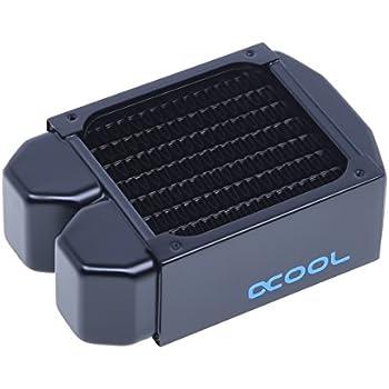 Alphacool 14211 NexXxoS XT45 Full Copper 80mm Single Radiator Water Cooling Radiators