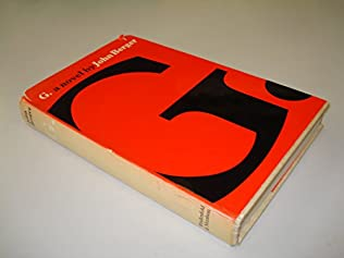 book cover of G.