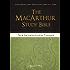 NIV, The MacArthur Study Bible, eBook (Signature)