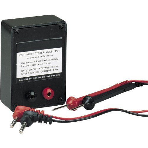 Pb1 General Purpose Point-To-Point Audible Continuity Tester
