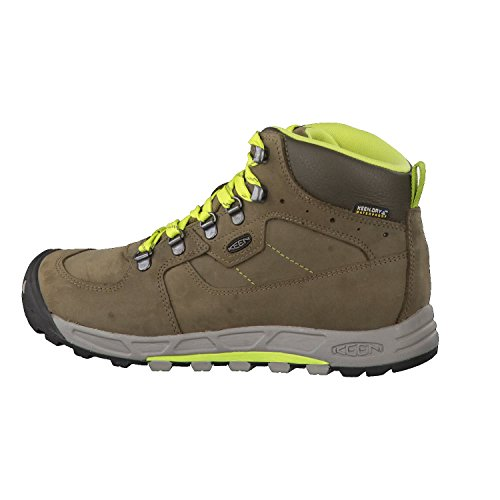 d5e741a09bc690 Keen Westward Mid Leather Womens Waterproof Schuh SS18 raven opaline YFjPCK