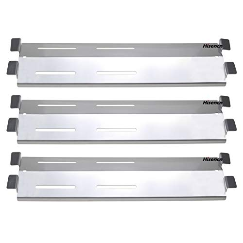 Edgemaster Stainless Steel Heat Plate,Heat Tent, Burner Cover Replacement For Select Gas Grill Models Grill Chef SS525-B, SS525-BNG, SS72B; Members Mark M3206ALP, M3206ANG; Patio Range SK472B by Edgemaster