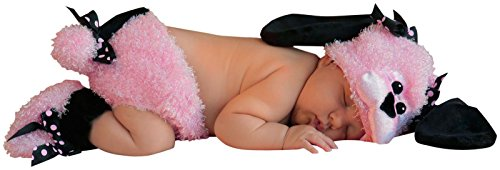 Princess Paradise Baby Girls' Pinkie Poodle Deluxe Diaper Cover Set, pink, (Pinkie Poodle Costumes)
