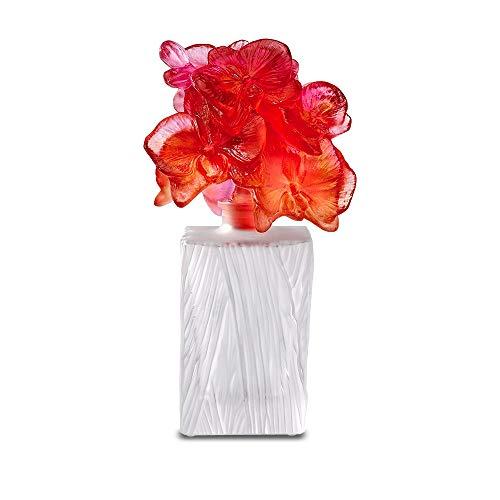 - Daum Flowers of Orchid Prestige Perfume Bottle