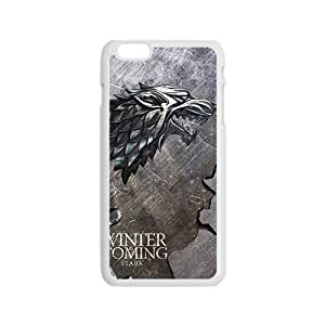 Winter coming bald eagle map Cell Phone Case for Iphone 6