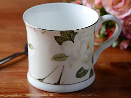 elegant shoes latest design top brands Set of 4 WHITBY QUEEN Bone China FOOTED Palace MUGS With Gold Rim CREATIVE  TOPS