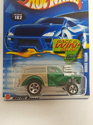 Morris Wagon Hot Wheels 2002 diecast 1/64 scale car No. 182 ()