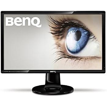 BenQ GL2460HM 24-Inch FHD 1920x1080 LED Monitor 2ms Response Time HDMI DVI