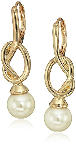 t-tahari-pearl-lever-back-gold-drop-earrings