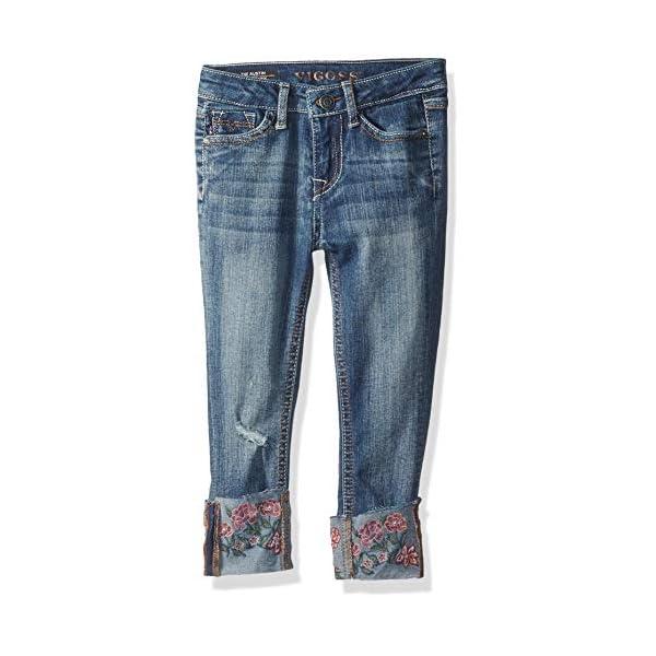 VIGOSS Girls' Toddler Fashion Jean