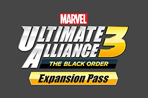 MARVEL ULTIMATE ALLIANCE 3: The Black Order Expansion Pass - Nintendo Switch [Digital Code] (Ultimate Marvel Alliance)