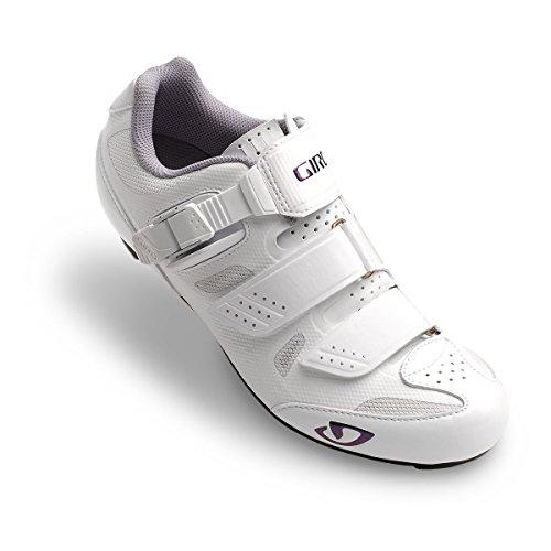 Zapatos Giro Carretera de Road II de Ciclismo Mujer Solara weiß para qnUBxZ