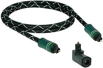 2m Sunshinetronic Premium Lichtleiter Kabel Toslink Elektronik