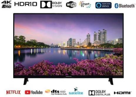 EAS E55SL952 TELEVISOR 55 UHD 4K Smart TV DVB-T/T2/C/S/S2 HEVC ...