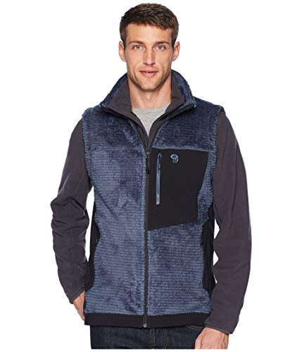 Mountain Hardwear Men's Monkey Man¿ Vest Zinc Large