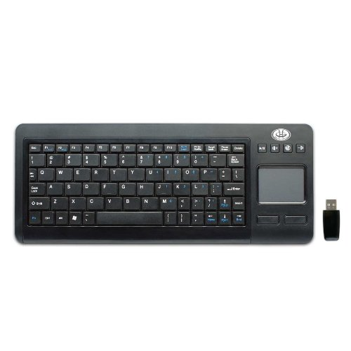Wireless Touch Mini Touchpad Keyboard with Smart Touch