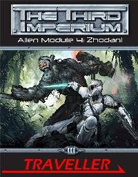 Traveller: Alien Module 4: Zhodani (MGP3856) (Traveller Alien Module compare prices)