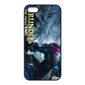 iPhone 4 4s Cell Phone Case Black Trundle league of legends 002 YWU9294401KSL