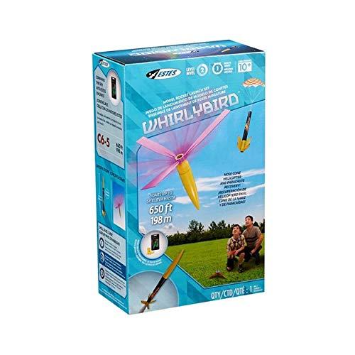 Estes Whirlybird Rocket Launch Set Model Kit ()