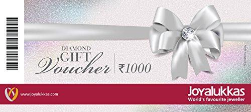 Get Flat 2% off at Checkout||Joyalukkas Diamond Gift Voucher